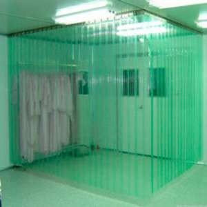 Вход в стерильное помещение